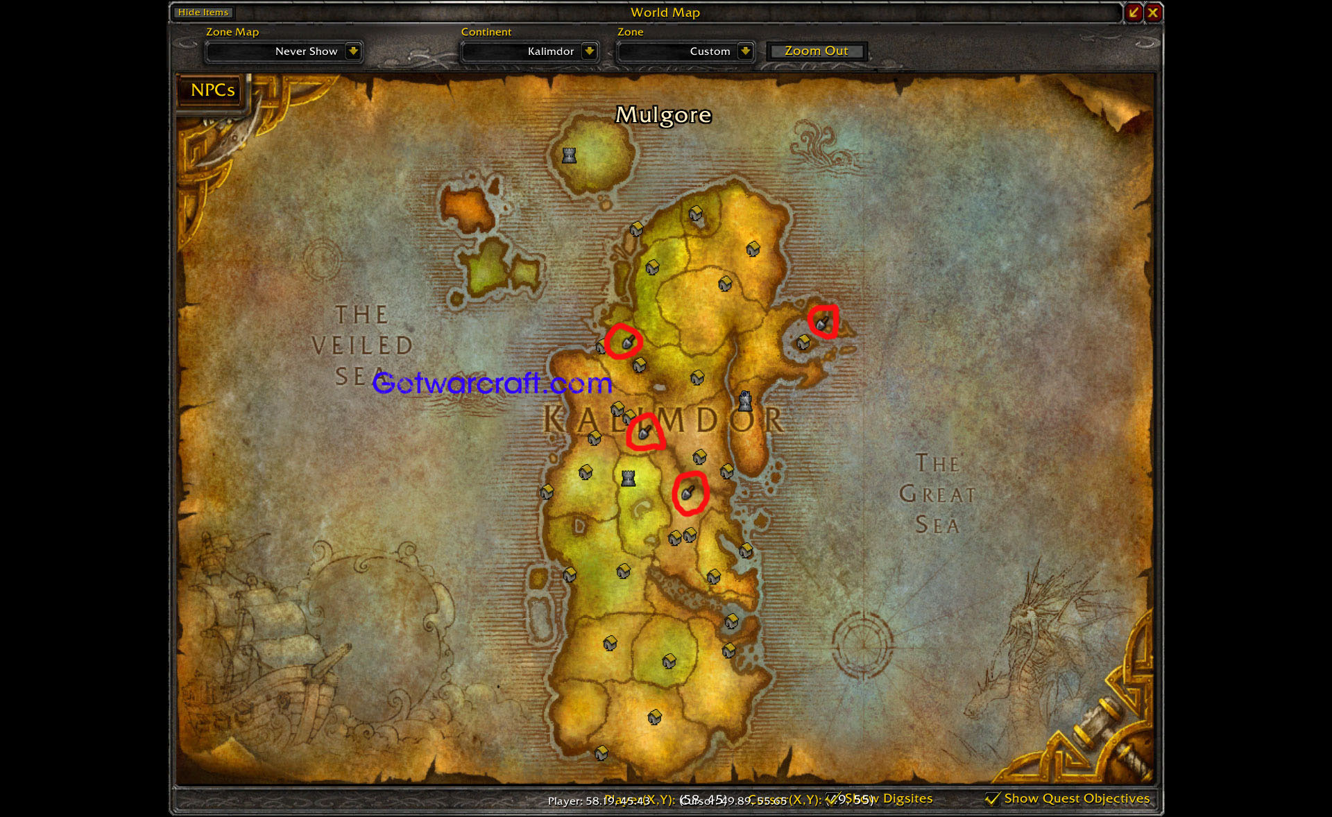 Wow cataclysm archaeology leveling guide 1 525 gotwarcraft shovels gumiabroncs Gallery