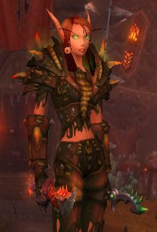 Blood Elf Rogue