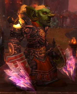 Goblin Enhancement Shaman