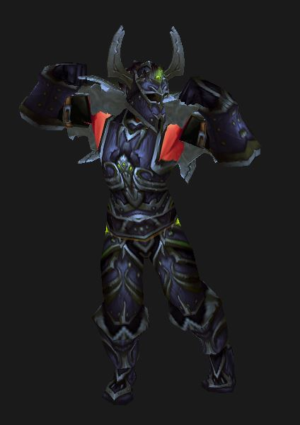 The Death Knight Specs, all are mighty