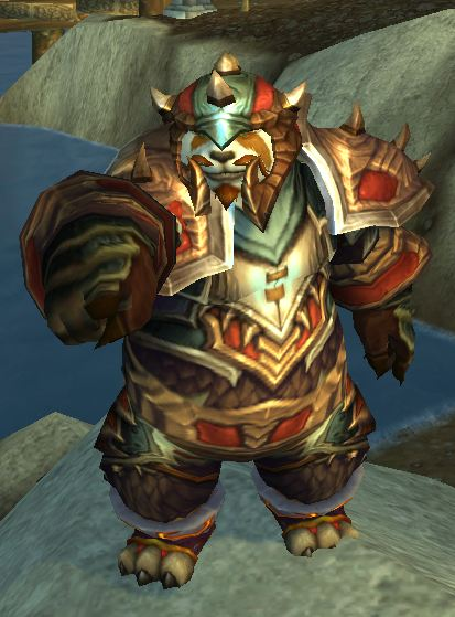 Pandaren Hunter Wants YOU!