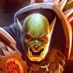 Orc Warlock, from Felfire