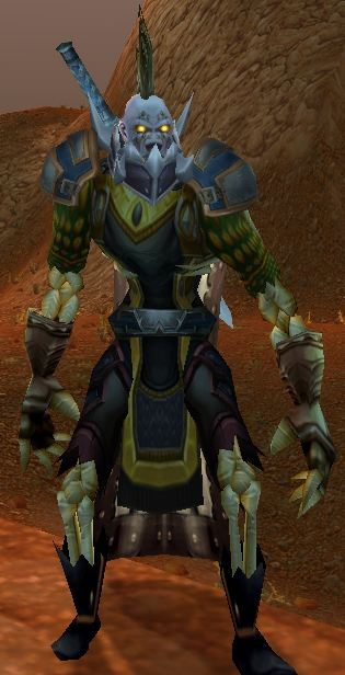 A WoW Warrior Guide for the Mists of Pandaria