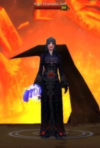 High Priestess Azil, of the Heroic Stonecore
