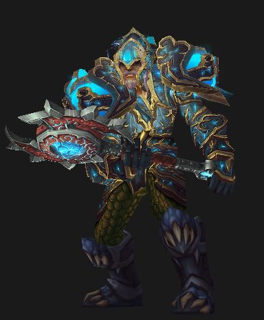 Retribution Paladin in Tier 15 Gear