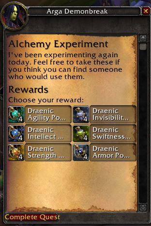 Agra's alchemy experiment