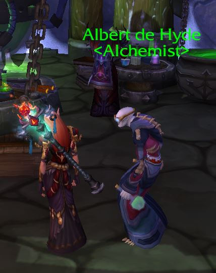 Alchemy in Warlords of Draenor