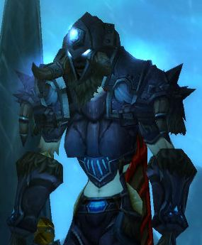 Death Knight, ready to work