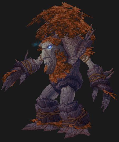 Druid Tree Form