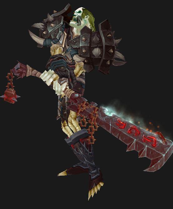Undead Warrior Season 11 PvP Gear
