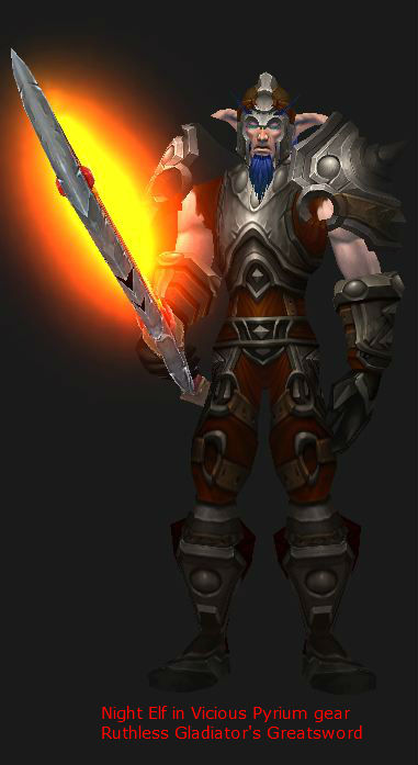 Leveling Blacksmithing in Warlords of Draenor