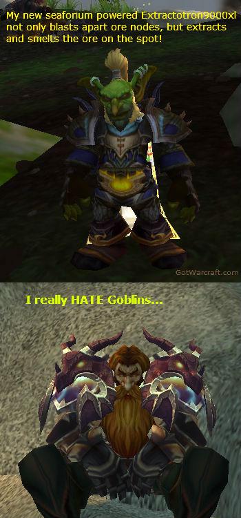 Goblins understand efficient mineral farming