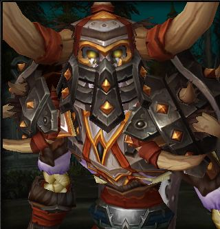 Undead Warrior in Season 11 gear