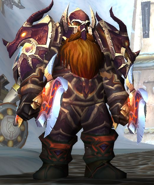 Dwarven Fury Warrior