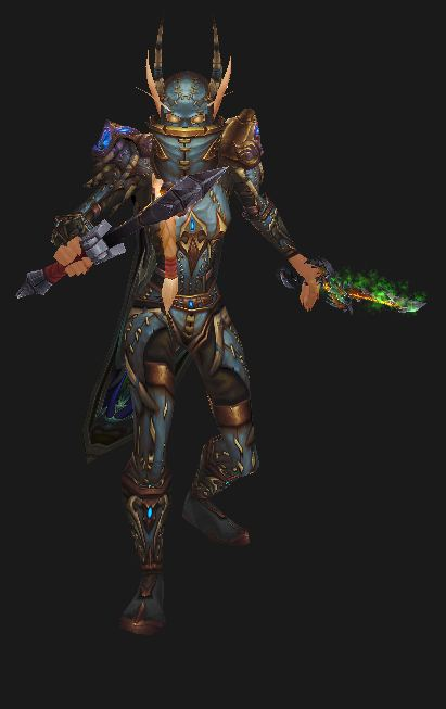 Blood Elf Rogue, Tier 13