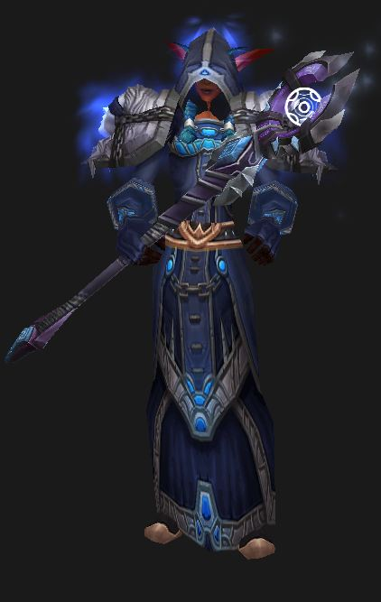 The Night Elf Priest