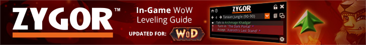 Faster Leveling all the way through Mist of Pandaria