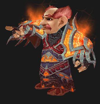 Gnome Demon Summoning Warlock