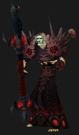 Undead Corruptor Warlock