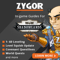 Leveling, Dungeons, Professions, and more!