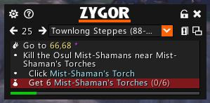 Click Here to see Zygor's Warrior Leveling Guide