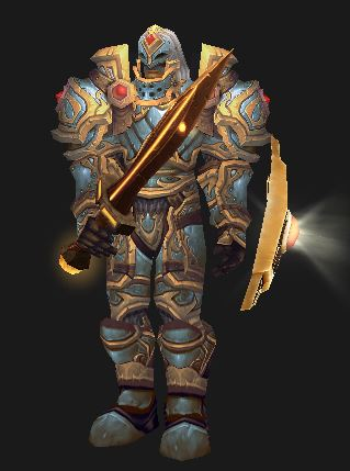 Human Holy Paladin Considers the The Patch 5.4 Paladin Changes