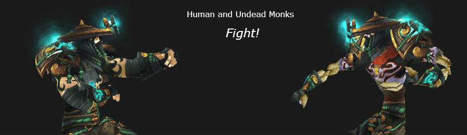 Monk patch 5.4 changes