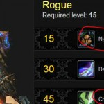 Patch 5.4 Rogue changes
