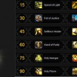 The Paladin Patch 5.4 Changes