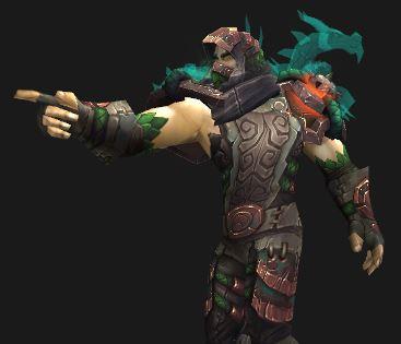 Human Monk Grievous Gladiator elite