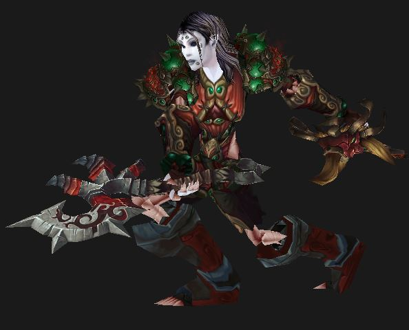 Undead WindWalker Monk