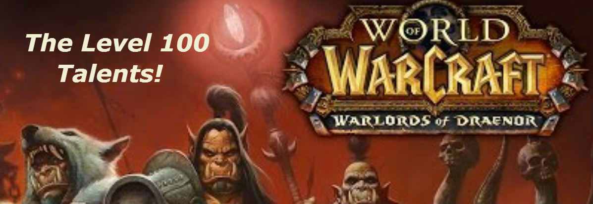 Warlords of Draenor Talents