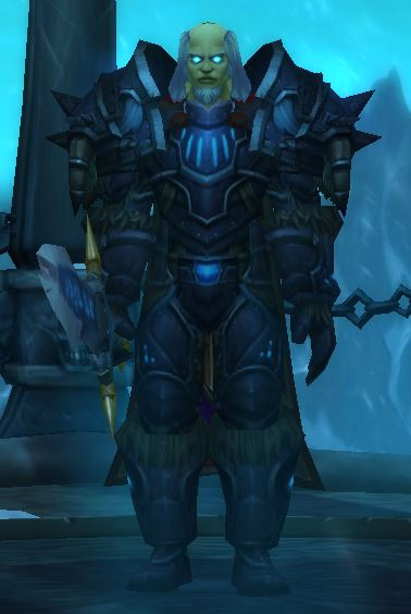 Human Death Knight, ready to be proven