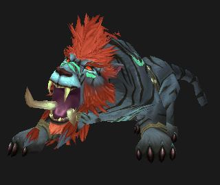 Troll Druid Cat Form