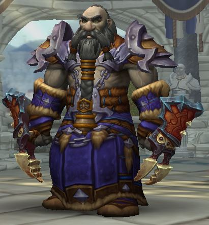 New Dwarf Shaman for Warlords of Draenor