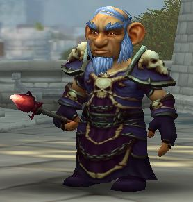 Gnome Warlorck for Warlords of Draenor