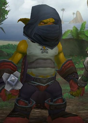 Level 1 Goblin Rogue, Ready to go!