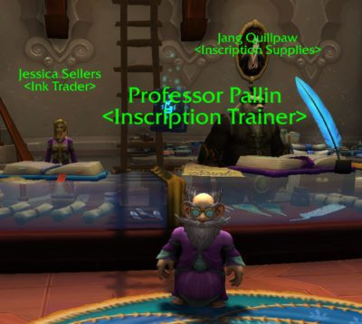 WoW Profession Guides