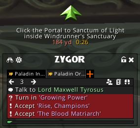 Zygor's Paladin Leveling Guide