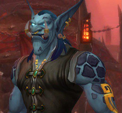 Zandalari Troll Monk