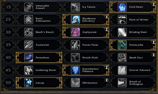 The Death Knight Leveling Guide For Bfa