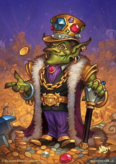 A very successful Goblin
