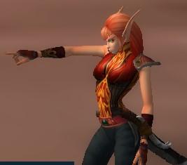 Blood Elf Mage