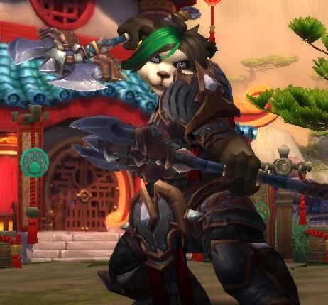 Pandarian Fury Warrior